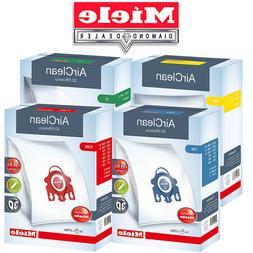 Miele Vacuum Bags FJM, GN, U & KK - Genuine Miele Brand - HE
