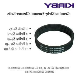 vacuum belt genuine part 301291 fits generation