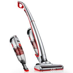 Deik Cordless Vacuum, Stick Vacuum Cleaner with Long Lasting