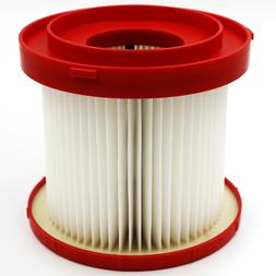 4yourhome Vacuum Cleaner Filter For Milwaukee 49-90-1900 Wet