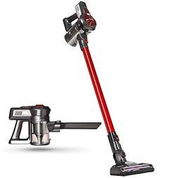 Dibea Cordless Vacuum Cleaner, 2 in 1 Upright Vacuum Cleaner