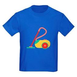 vacuum cleaner t shirt kids cotton t