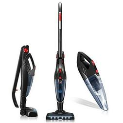 Vacuum Cleaner, Deik 2 in 1 Cordless Vacuum Cleaner,  High P