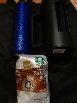 Starbucks Vacuum Insulated Flip-Top Tumbler Stainless Steel