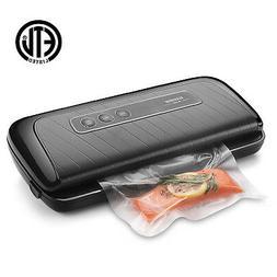 Vacuum Sealer Machine System w/ Bags Rolls Hose Kit Food Sav