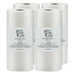 """Vacuum Sealer Storage Bags 4-8""""x50' Rolls Food Magic Seal 4"""
