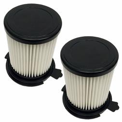 x2 F12 Filter Washable Type Replacement for Dirt Devil Vacuu