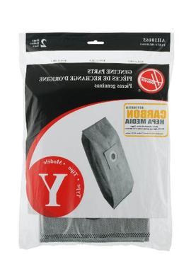 Hoover Type Y Carbon HEPA Bag - 2 pack - Type Y