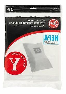 Hoover Type Y HEPA Filter Bag, Set of 6 bags