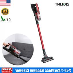 ZIGLINT Z5 2-in-1 Handheld Stick Cordless Vacuum Cleaner 800