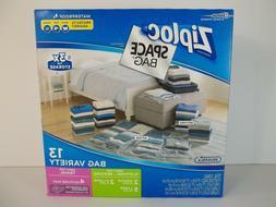 Ziploc Space Saver Bags Vacuum Seal Storage Bag Clothing Bed