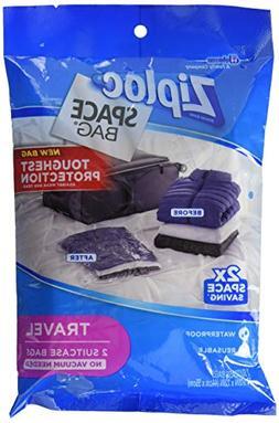 Ziploc Space Bag Travel Storage Bag